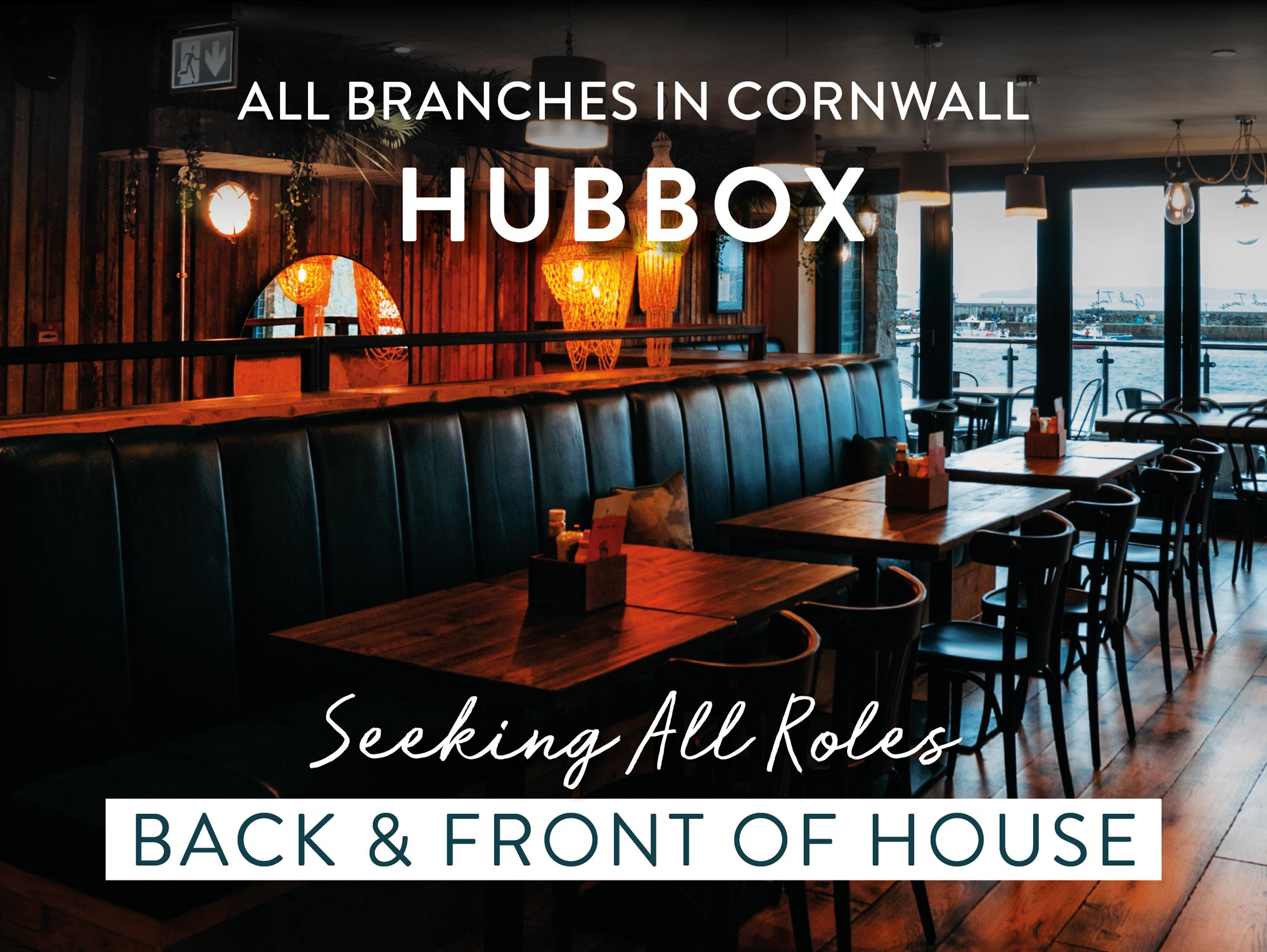 Hubbox Cornwall general recruitment